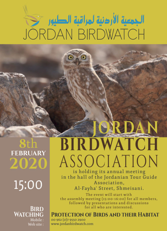 JBW General Assembly 8th of february 2020