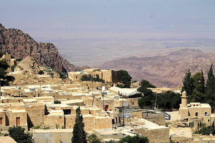 Dhana village, Jordan, Dana Biosphere Reserve. Photo: Fares Khoury